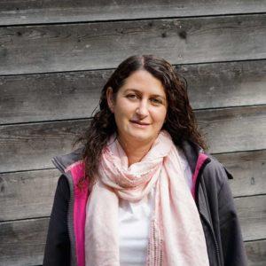 Christine Platz, Kinderpflegerin
